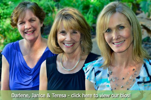Janice Teresa Darlene View our Bios
