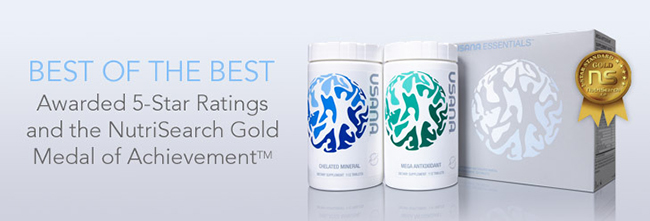 USANA-Essentials-Award
