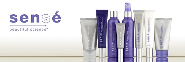 USANA Sense skin products