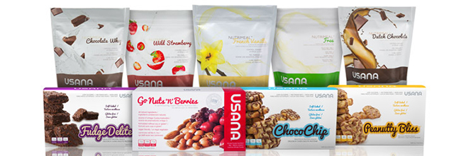 USANA Weight Loss Products