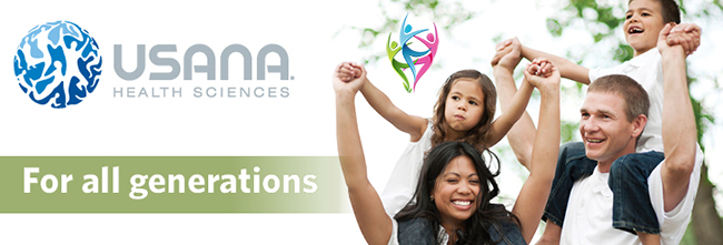 USANA family products