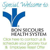 Special Welcome to Bon Secours Health System