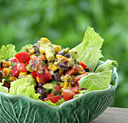 Power Bean Protein Salad